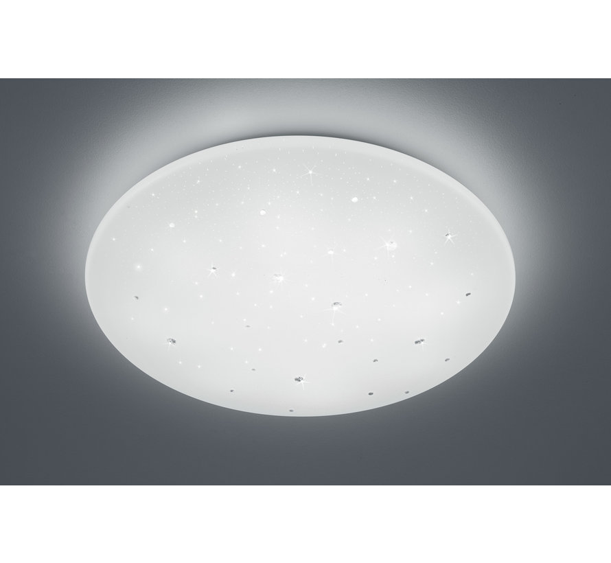 Plafondlamp Achat Ø60cm - Wit