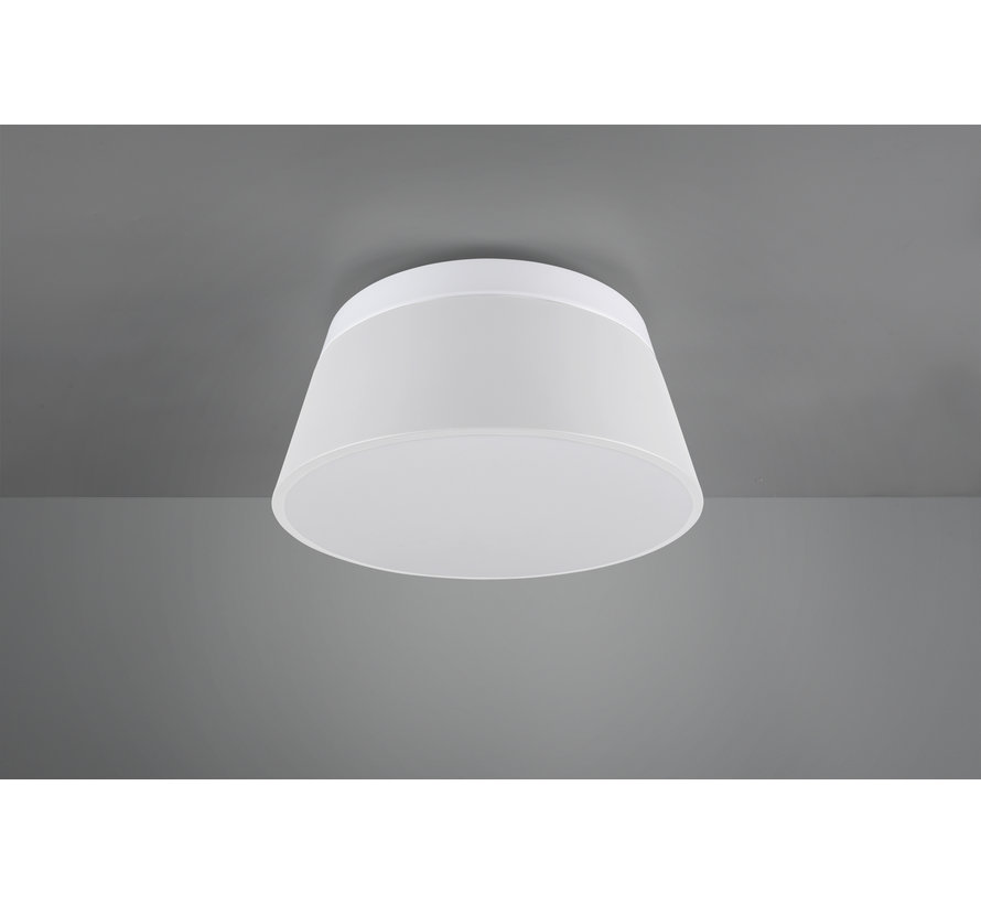 Plafondlamp Baroness - Wit