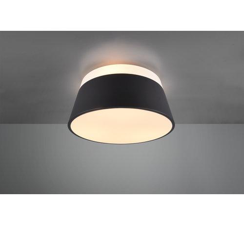 Trio Leuchten Plafondlamp Baroness - Antraciet/Wit