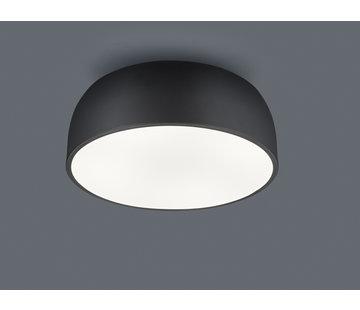 Trio Leuchten Plafondlamp Baron - Zwart