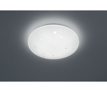 Trio Leuchten Plafondlamp Achat Ø50cm - Wit