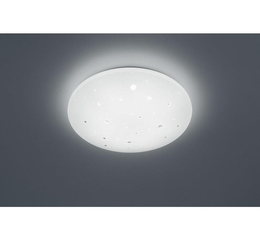 Plafondlamp Achat Ø50cm - Wit