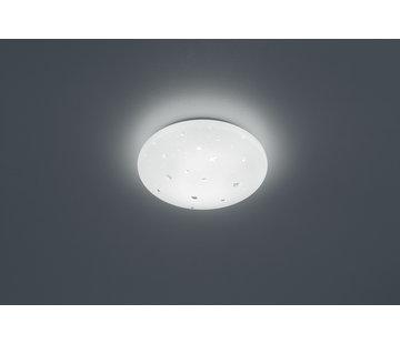 Trio Leuchten Plafondlamp Achat Ø27cm - Wit