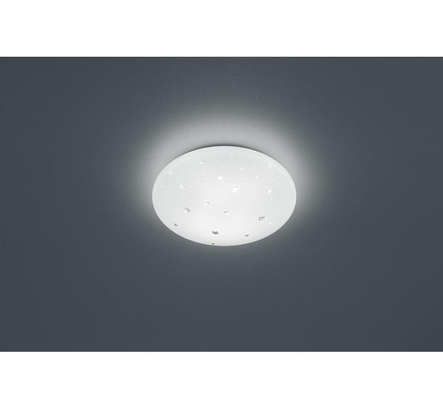 Plafondlamp Achat Ø27cm - Wit