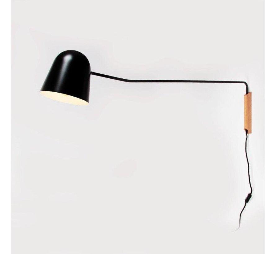 Wandlamp Sensa - Zwart