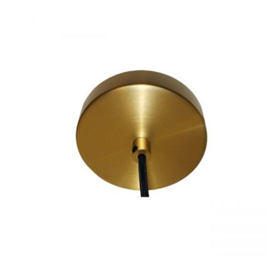Hanglamp Rosario 30 - Goud