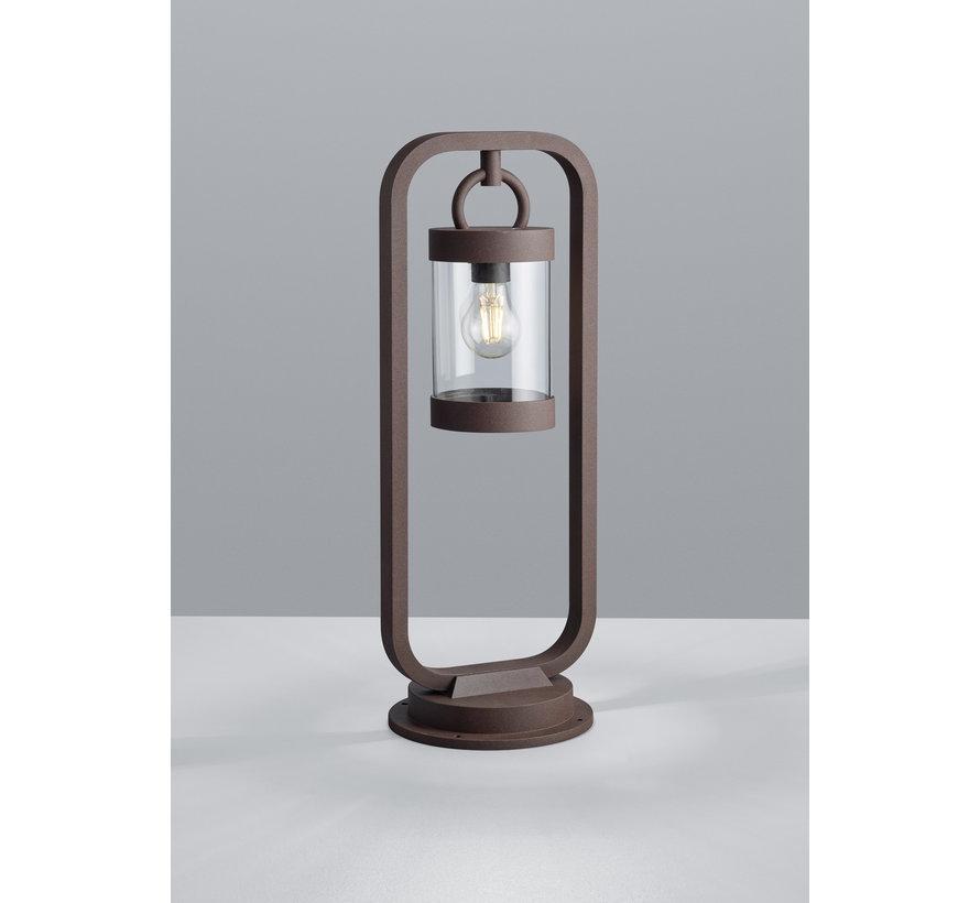 Buitenlamp Sambesi 60cm - Roestbruin