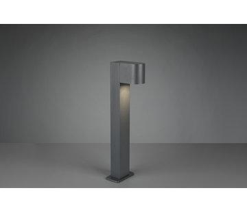 Trio Leuchten Buitenlamp Roya 50cm - Antraciet