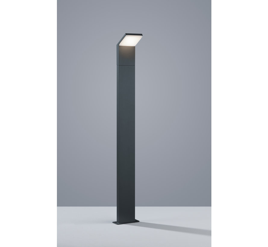 Buitenlamp Pearl 100cm - Antraciet
