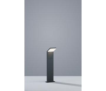 Trio Leuchten Buitenlamp Pearl 50cm - Antraciet