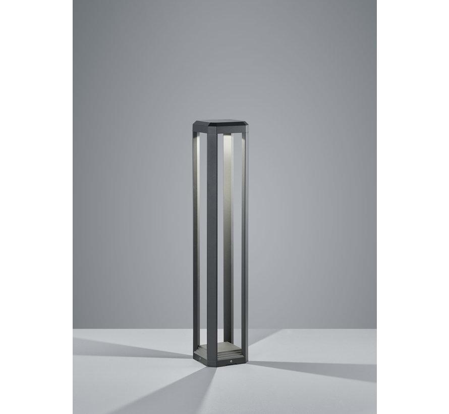 Buitenlamp Logone 80cm - Antraciet
