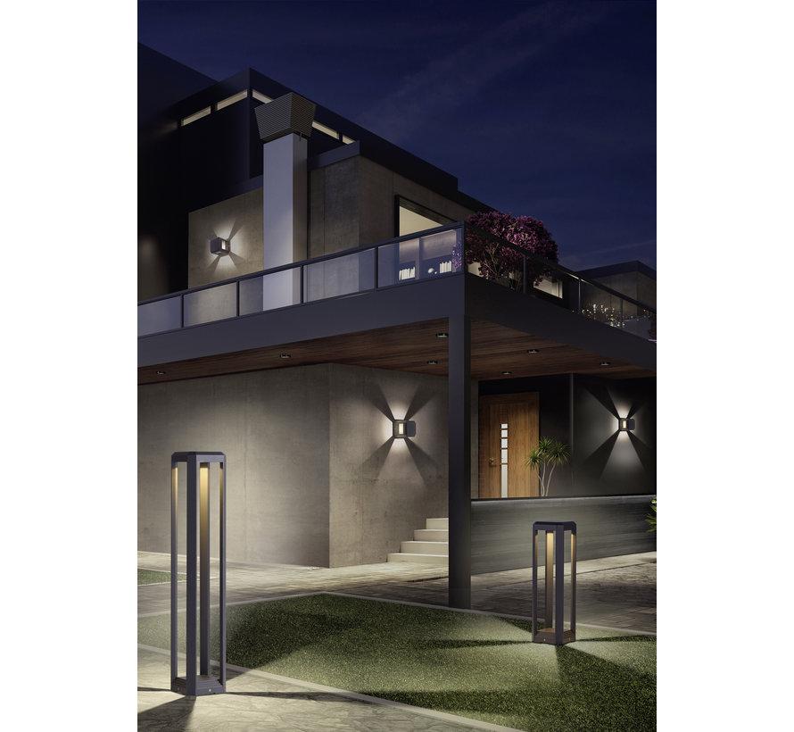 Buitenlamp Logone 50cm - Antraciet