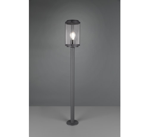 Trio Leuchten Buitenlamp Tanaro 100cm - Antraciet
