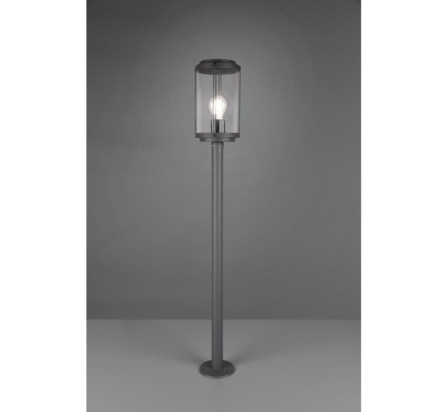 Buitenlamp Tanaro 100cm - Antraciet