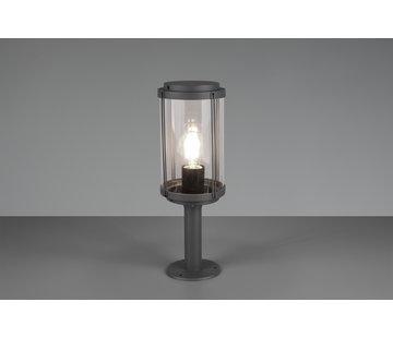 Trio Leuchten Buitenlamp Tanaro 40cm - Antraciet