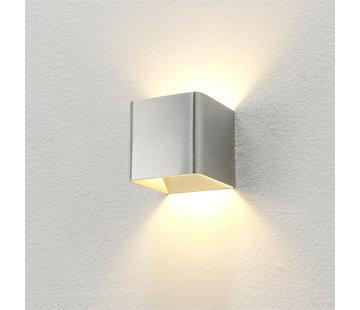 Artdelight Wandlamp Fulda - Aluminium