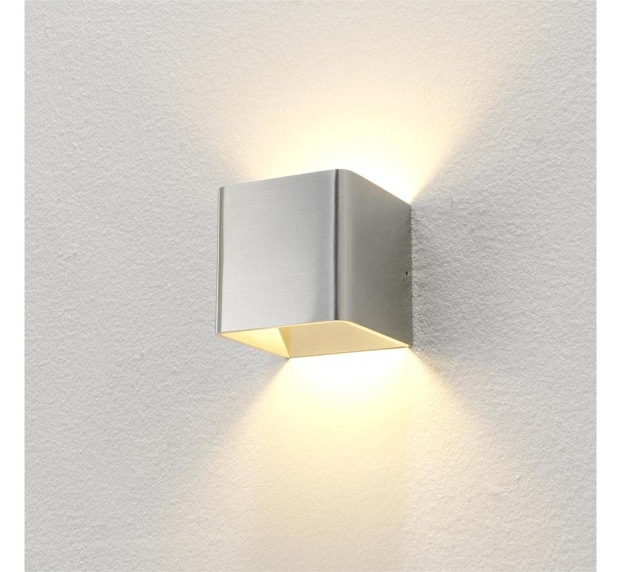 Wandlamp Fulda - Aluminium