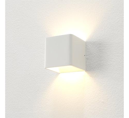 Artdelight Wandlamp Fulda - Wit