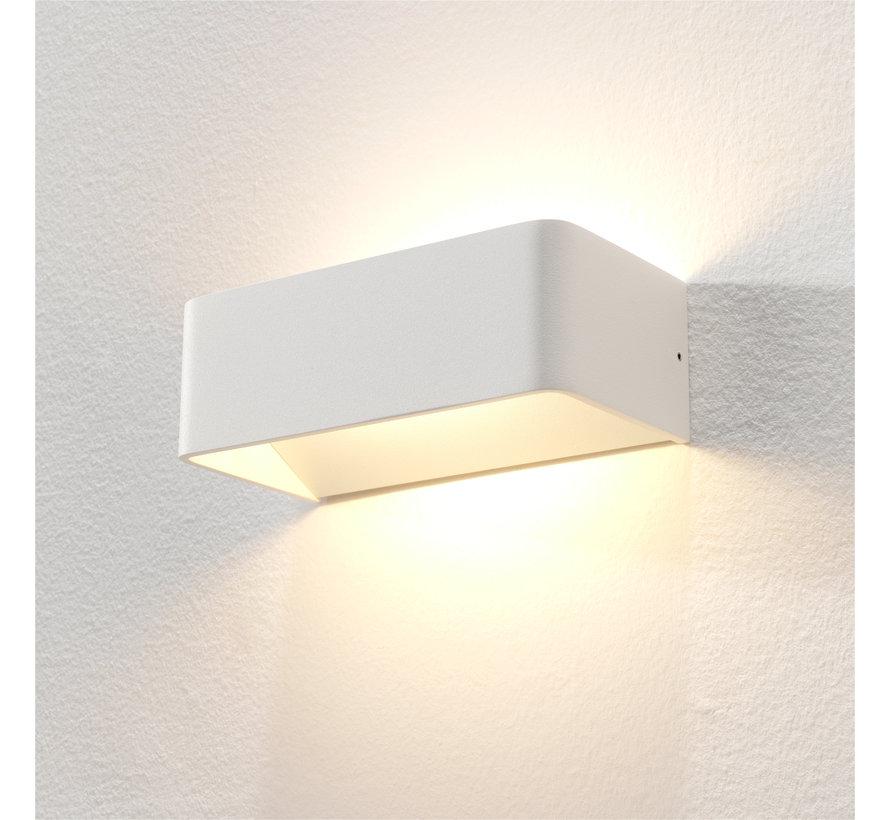 Wandlamp Mainz - Wit