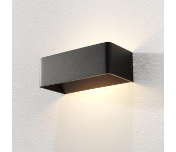 Artdelight Wandlamp Mainz - Zwart