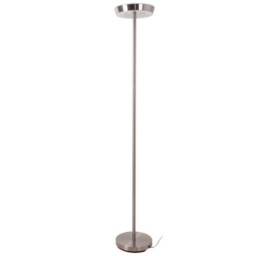 Vloerlamp Orbit Led - Mat Staal