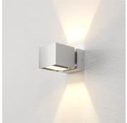 Artdelight Wandlamp Bfeld I - Aluminium