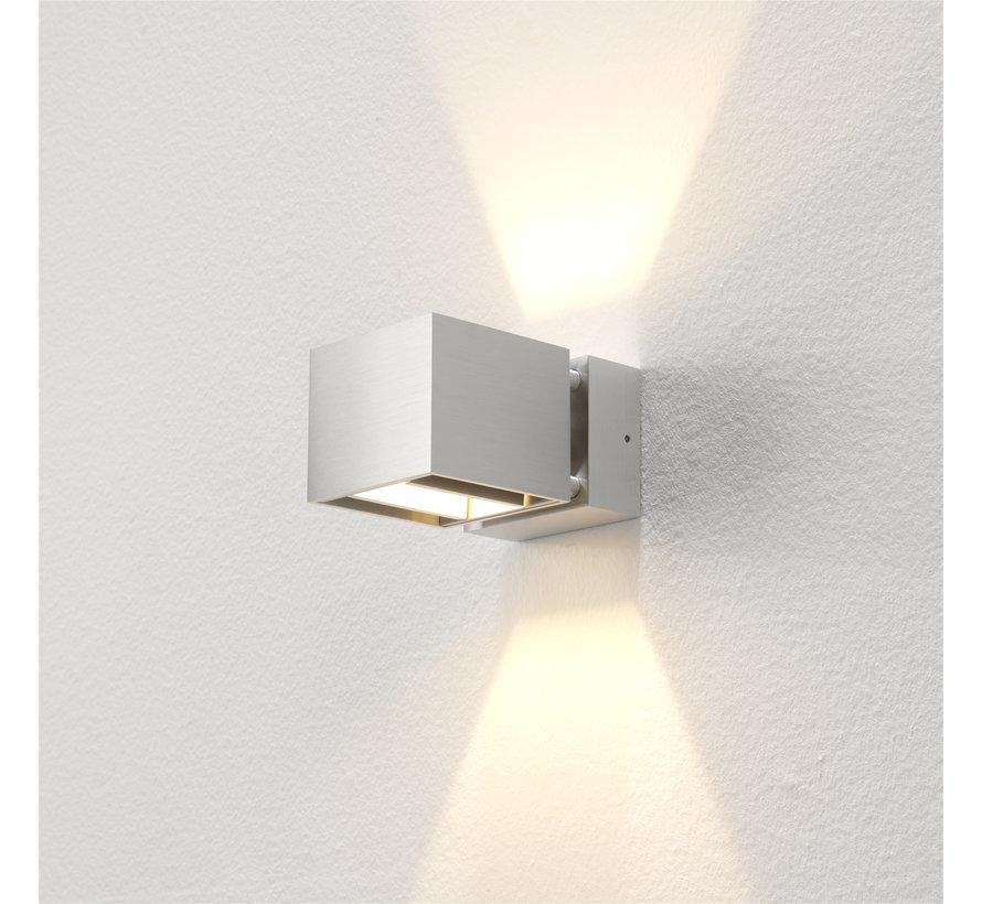 Wandlamp Bfeld I - Aluminium