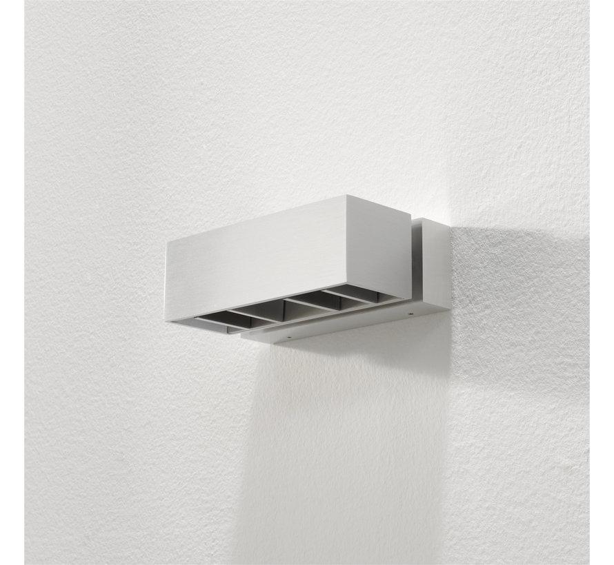 Wandlamp Bfeld II - Aluminium
