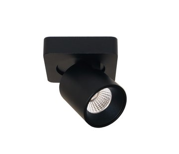 Artdelight Plafondlamp Laguna 1L - Zwart