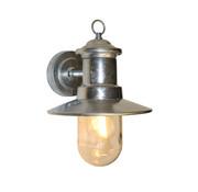 Artdelight Wandlamp Visserlamp - Mat Staal
