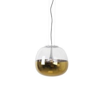 Van de Heg Hanglamp Golden Light Medium - Clear/Gold