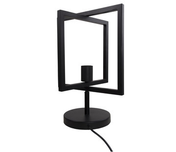 Van de Heg Tafellamp Foldable 1L - Zwart