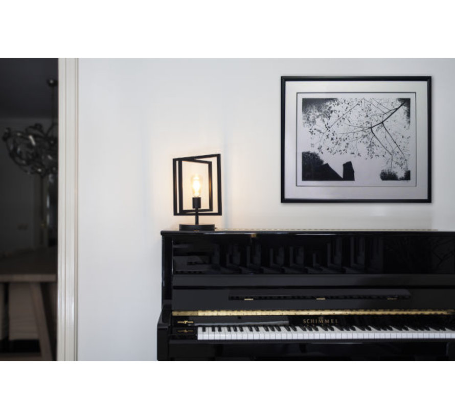 Tafellamp Foldable 1L - Zwart