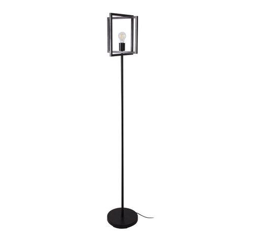 Van de Heg Vloerlamp Foldable Quadro - Zwart
