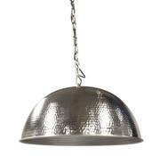 Van de Heg Hanglamp Hammered Big - Zilver