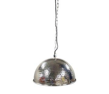 Van de Heg Hanglamp Hammered Small - Zilver