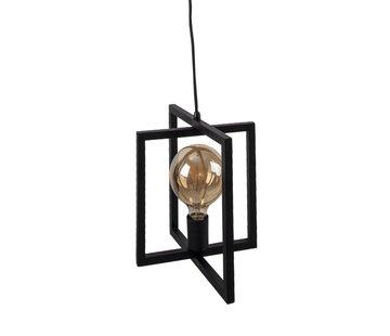 Van de Heg Hanglamp Foldable - Zwart
