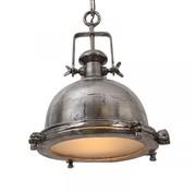 Van de Heg Hanglamp Thor 50cm - Raw Nickel