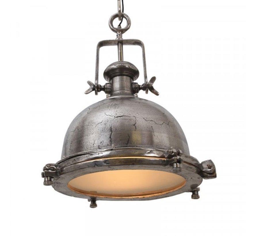Hanglamp Thor 50cm - Raw Nickel