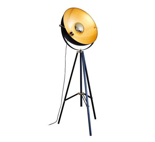 Van de Heg Vloerlamp Golden Sun - LeNoir