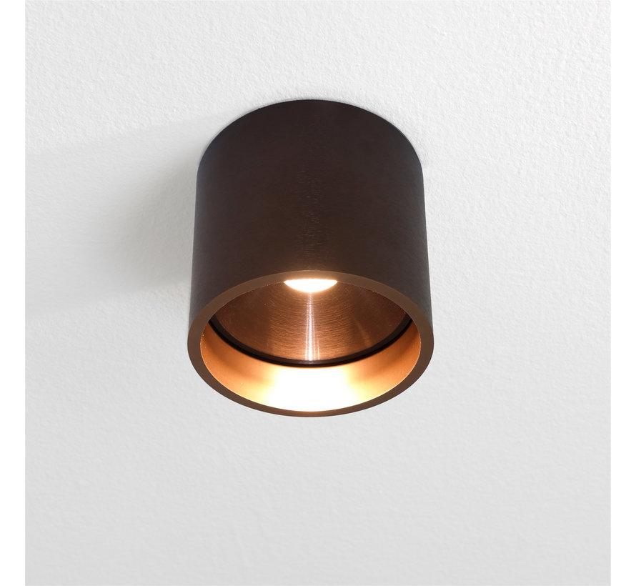 Plafondlamp Orleans - Brons