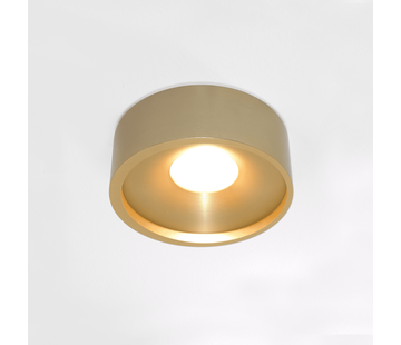 Artdelight Plafondlamp Orlando - Goud