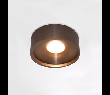 Artdelight Plafondlamp Orlando - Brons
