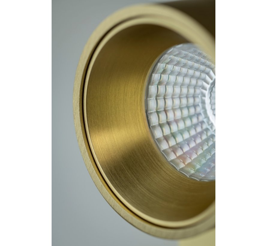 Plafondlamp Laguna 1L - Goud