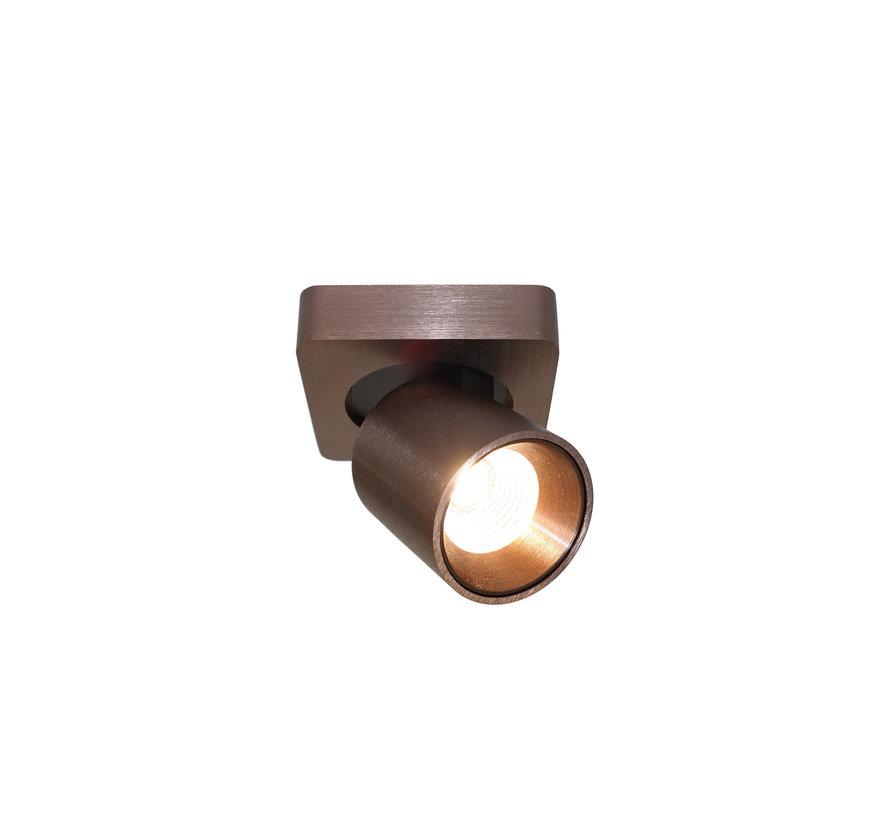 Plafondlamp Laguna 1L - Brons