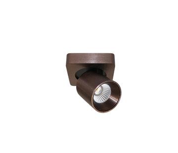 Artdelight Plafondlamp Laguna 1L - Brons