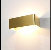 Artdelight Wandlamp Mainz - Goud