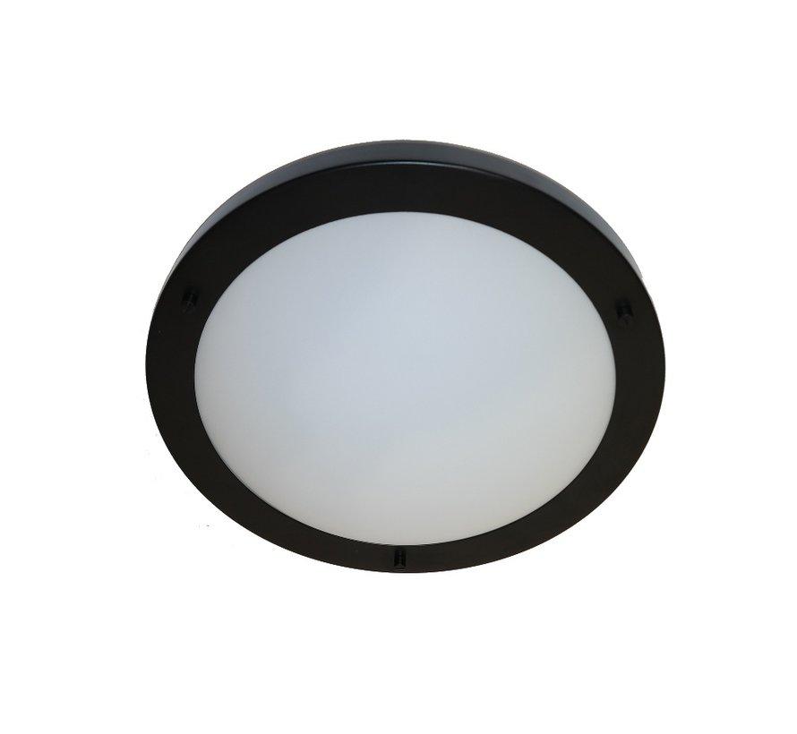 Plafondlamp Yuca I Led - Zwart