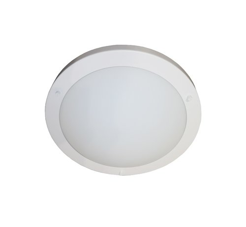 Artdelight Plafondlamp Yuca I Led - Wit
