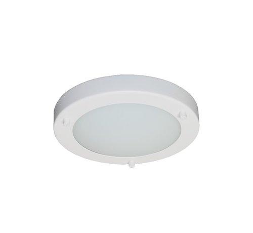 Artdelight Plafondlamp Yuca III Led - Wit